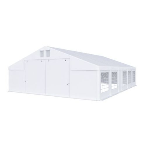 Namiot 8x11x2, całoroczny namiot cateringowy, winter/sd 88m2 - 8m x 11m x 2m marki Das