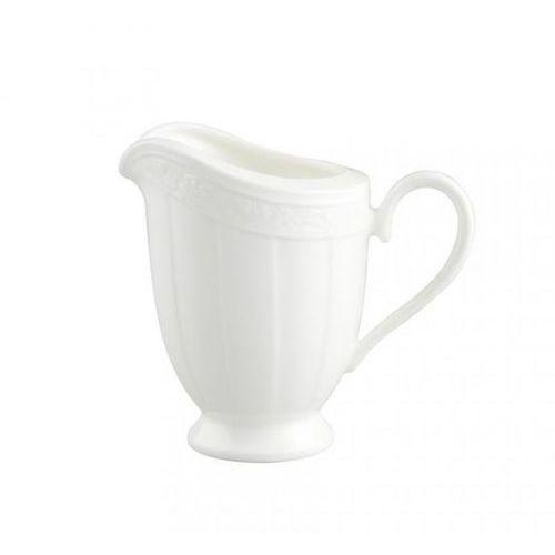 Villeroy & Boch - White Pearl Mlecznik 6 os. pojemność: 0,25 l