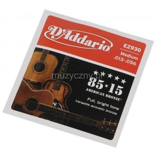 D′Addario EZ 930 struny do gitary akustycznej 13-56