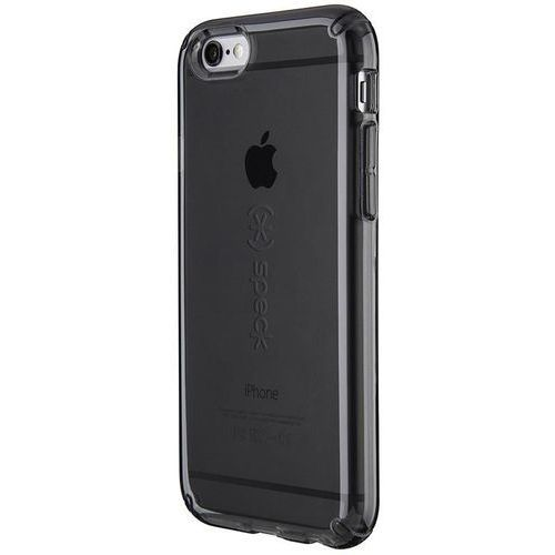 Speck CandyShell Clear - Etui iPhone 6s / iPhone 6 (Clear-Onyx Black), 73684-5446