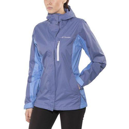 pouring adventure ii jacket kurtka hardshell blau marki Columbia