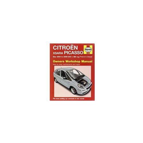 Citroen Xsara Picasso Service and Repair Manual - Dobra cena!