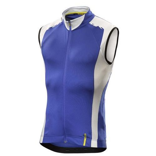 Mavic Męska koszulka cosmic elite sl jersey blue rozmiar m