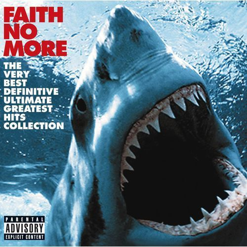 FAITH NO MORE - VERY BEST DEFINITIVE ULTIMATE GREATEST HITS COLLECTION - Album 2 płytowy (CD)