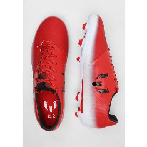 adidas Performance MESSI 16.2 FG Korki Lanki red/core black/white