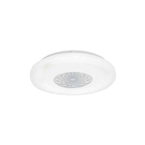 Plafon Eglo Capasso 1 96026 lampa sufitowa 1x24W LED biały / chrom, 96026