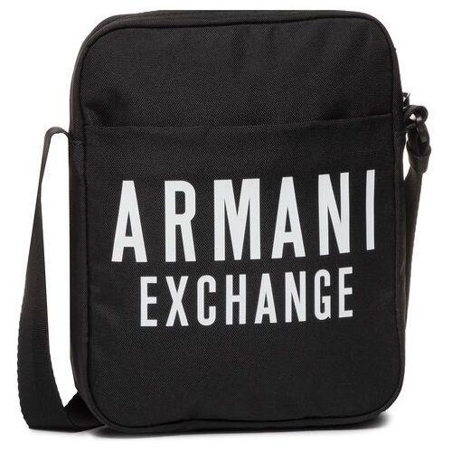 Armani exchange Saszetka - 952257 9a124 00020 black