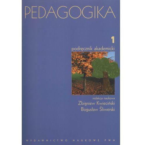 PEDAGOGIKA PODRĘCZNIK AKADEMICKI T.1, PWN