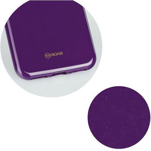 Etui Roar Jelly Huawei P20 Lite Case fioletowy (5901737893741)