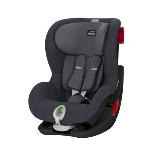 Romer KING II LS 9-18kg STORM GREY BLACK SERIES (4000984148145)