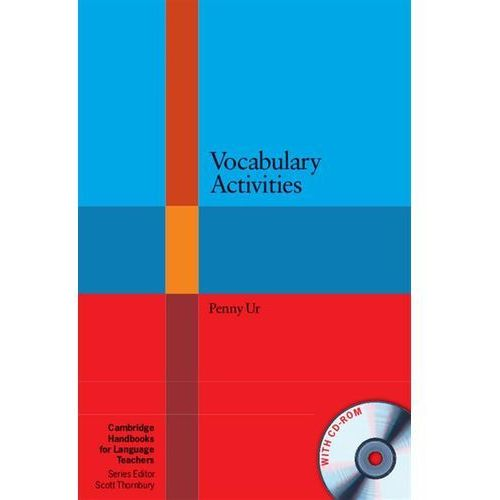 Vocabulary Activities + CD. Cambridge Handbooks for Language Teachers (9780521181143)