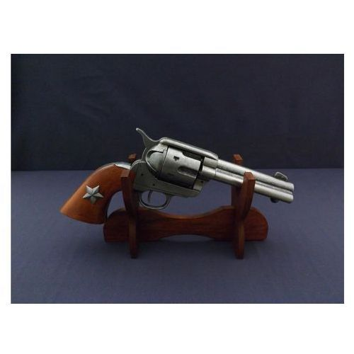 Denix sa Replika rewolwer.45 peacemaker na stojaku denix model 1038+801