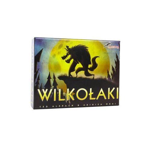OKAZJA - Lacerta Wilkołaki. gra planszowa
