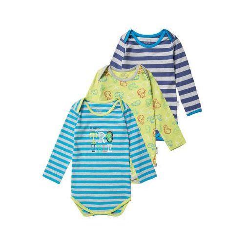 Gelati Kidswear 3 PACK Body hellgrün/multicolor, 16290044