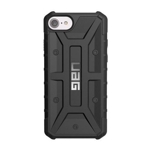 black | pancerna obudowa dla modelu apple iphone 7 - black marki Urban armor gear