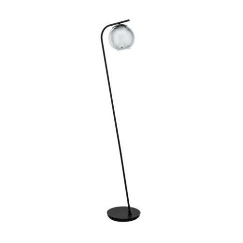 terrirnte 98453 lampa podłogowa oprawa stojaca 1x40w e27 czarna marki Eglo