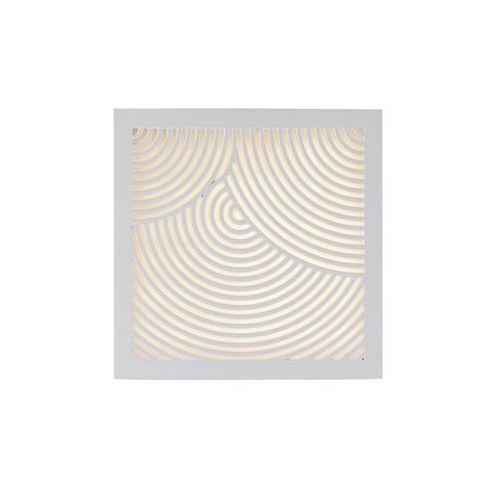 Design For The People by Nordlux MAZE Lampa ścienna LED Biały, 1-punktowy - Nowoczesny/Design - Obszar zewnętrzny - MAZE - Czas dostawy: od 10-14 dni roboczych