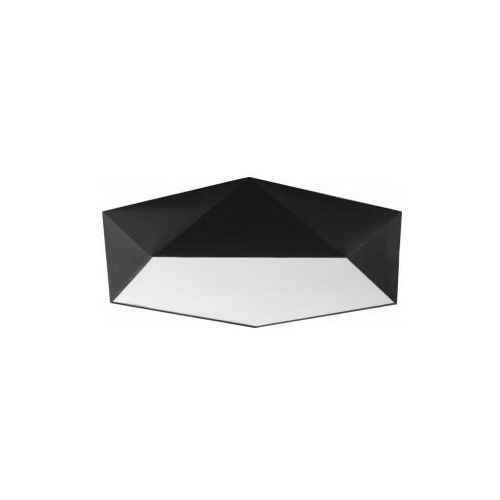 Tklighting Tk lighting conti 4226 plafon lampa sufitowa 4x60w e27 czarny/biały (5901780542269)