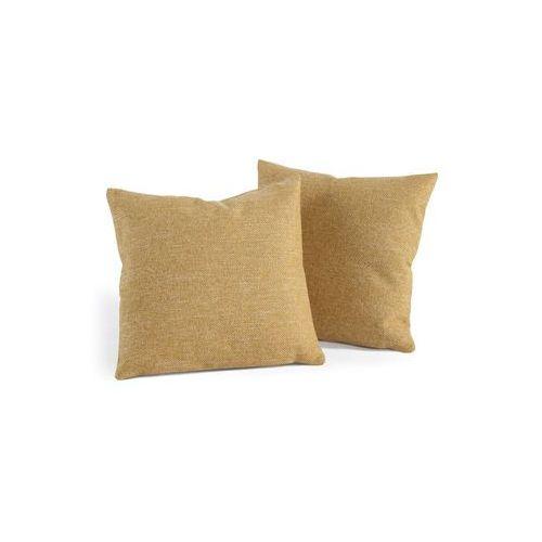 "Narzuta na sofę ""Lotta"" bonprix żółty"