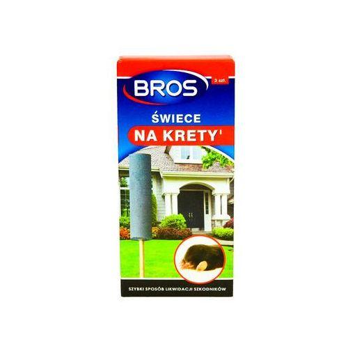- świece na krety 3szt (bros342) marki Bros