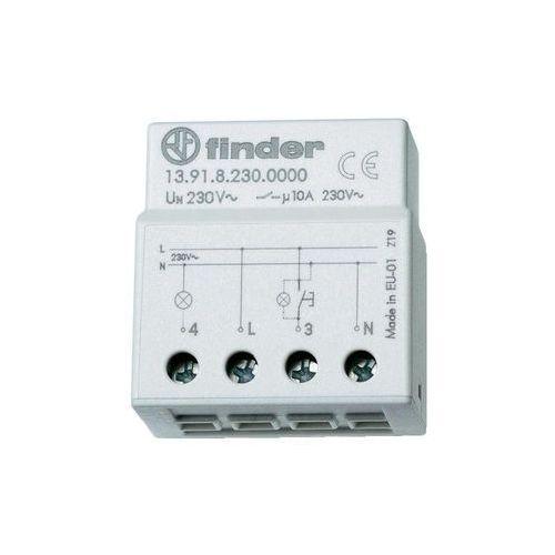 Przekaźnik impulsowy Finder 13.91.8.230.0000 z kategorii Pozostała elektryka