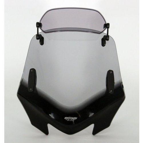 Uniwersalna szyba mra do motocykli bez owiewek, forma - vfxsz1 (przyciemniana) marki Mra_2018
