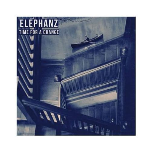 Naive records Time for a change (cd) - elephanz (3298498298116)