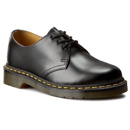 Półbuty DR. MARTENS - 1461 59 10085001 Black, kolor czarny