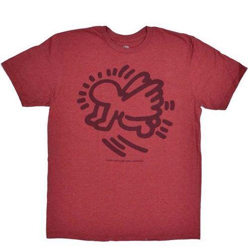 koszulka ALIEN WORKSHOP - Haring Angel Baby Red Hthr (CERVENA) rozmiar: M, kolor czerwony