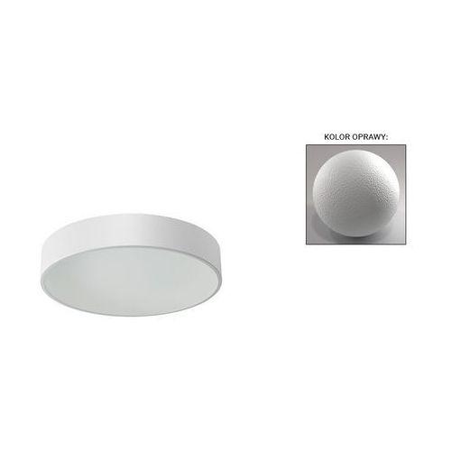 Plafon oprawa sufitowa Cleoni Aba 500 4x23W E27 biały mat 1267PC1AE4117, 1267PC1AE4117