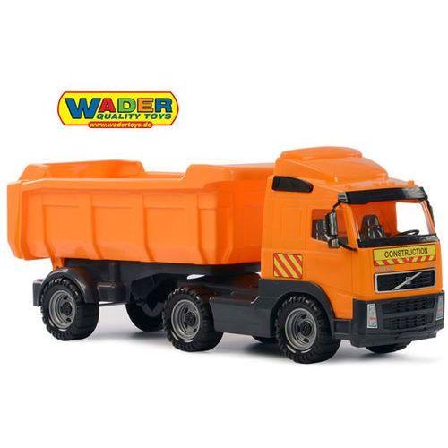 Wader qt auto wywrotka z burtami marki Wader quality toys