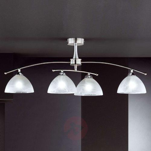 Honsel prestige lampa sufitowa chrom, 4-punktowe marki Fischer & honsel
