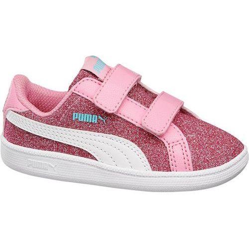 buty dziecięce Puma Smash Glitz Glamm V INF