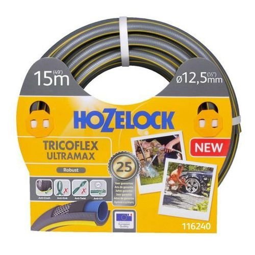 Hozelock Wąż ultramax 12,5 mm 15 m (3506111162400)