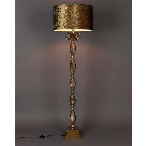 lampa podłogowa piÑa złota 5100094 marki Dutchbone