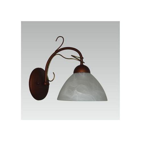 Prezent 31024 - ALLEGRA Lampa ścienna 1xE27/60W/230V (8585032217883)