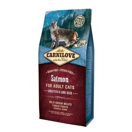 CARNILOVE cat ADULT salmon - 2kg