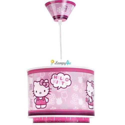 Klik 60262 - dziecięca lampa wisząca hello kitty 1xe27/60w/230v marki Dalber. Najniższe ceny, najlepsze promocje w sklepach, opinie.