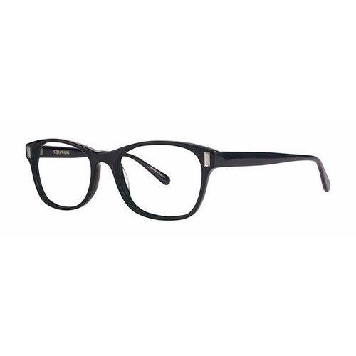 Okulary korekcyjne  fiora black marki Vera wang