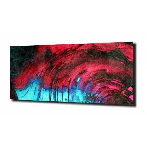 obraz na szkle Ekspresjonizm abstrakcja 10 100X80