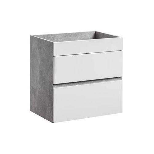 Szafka łazienkowa wisząca 60 cm pod umywalkę Atelier 2s Comad
