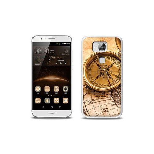 Foto Case - Huawei GX8 - etui na telefon Foto Case - kompas (Futerał telefoniczny)