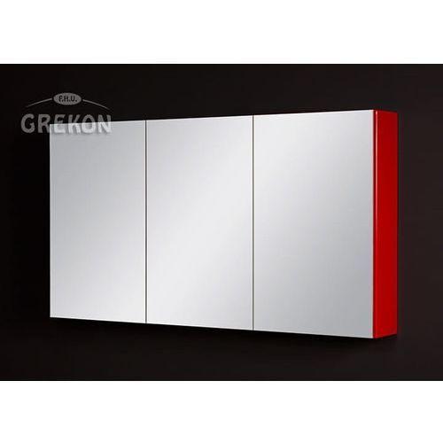 Gante Szafka wisząca z lustrem 120x65 seria fokus cz