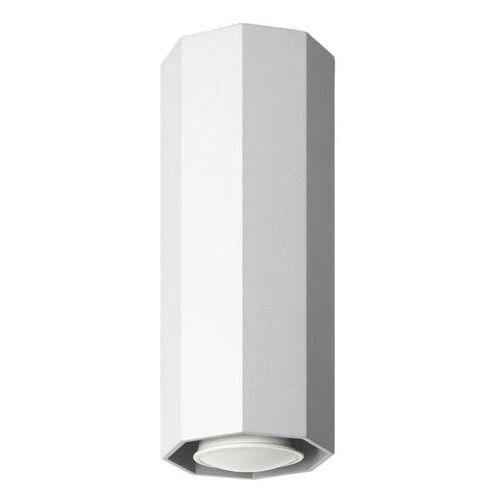Lampex Lampa sufitowa okta 20 biała (5902622121895)