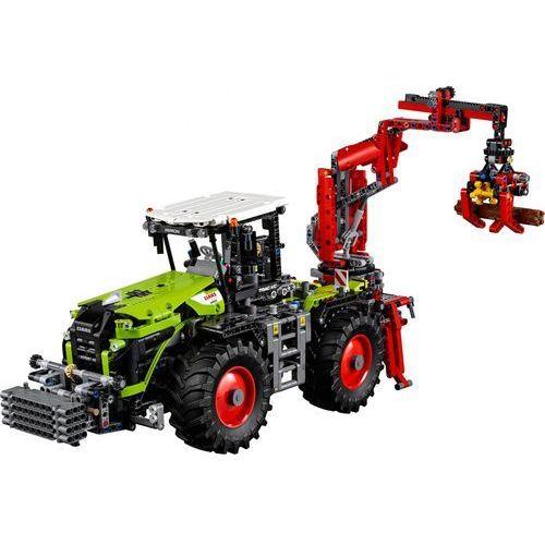 Lego Technic Technic, Claas Xerion Trac Vc 42054, klocki