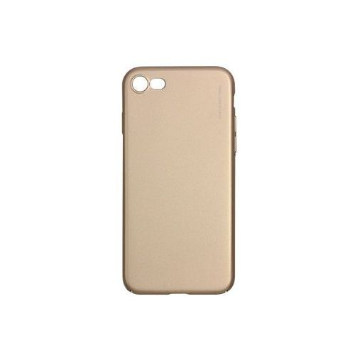 Apple iphone 7 - etui na telefon knight - gold marki X-level