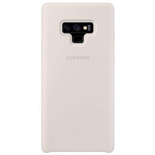 Etui SAMSUNG Silikonowe do Galaxy Note 9 EF-PN960TWEGWW Biały, kolor biały