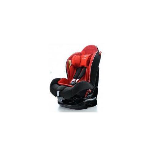 Eurobaby Fotelik bsx bs01 2801-05 czerwony 0-25kg nowość #d1