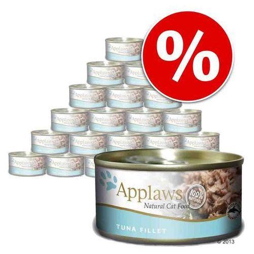Applaws puszka dla kota tuńczyk z wodorostami 70 g- rób zakupy i zbieraj punkty payback - darmowa wysyłka od 99 zł (5060122490405)