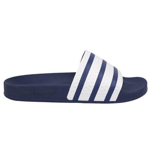 Klapki Adidas Originals Adilette G16220 - GRANATOWY ||NIEBIESKI